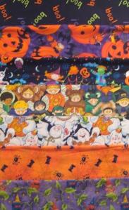 Halloween fabric pic
