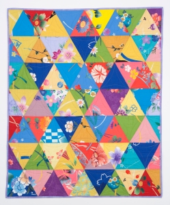 "Japanese Pyramids IV, 2010 37"" x 45"" Photography by Sibila Savage"