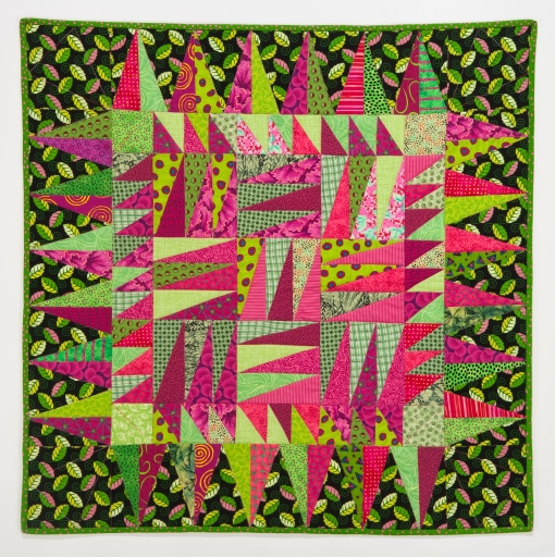 The Watermelon Quilt