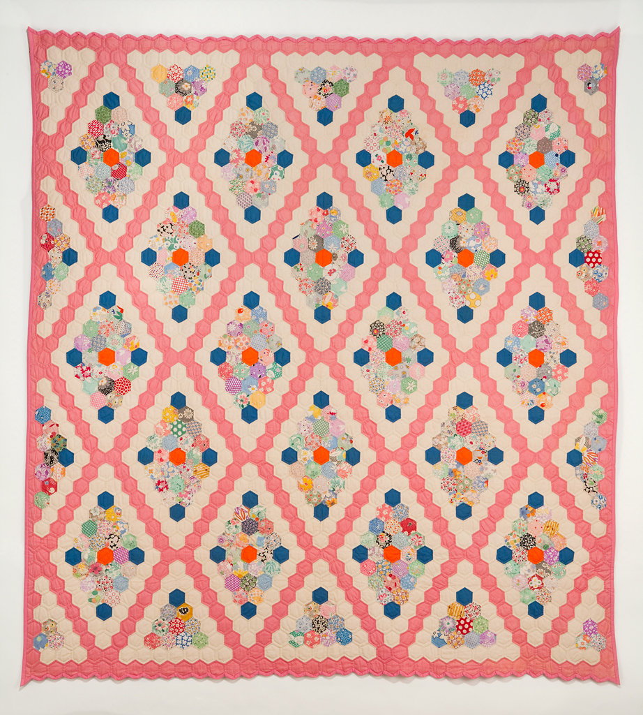 vintage fabric | Susan Dague Quilts