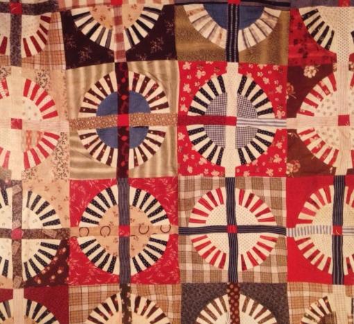 Vintage quilt inspiration