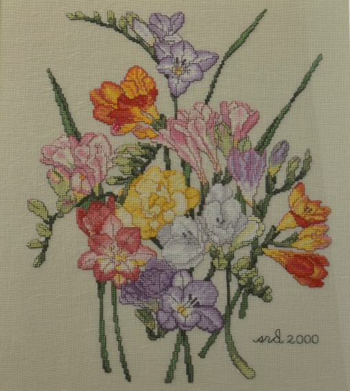 Freesia_x-stitch