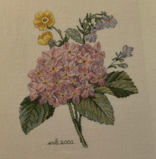 Hydrangea_x-stitch