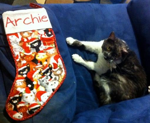 Archie, 2014