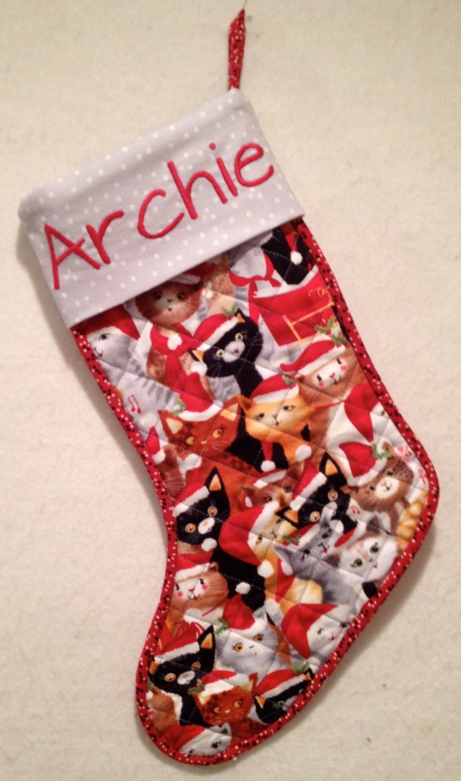 Archie Stocking, 2014