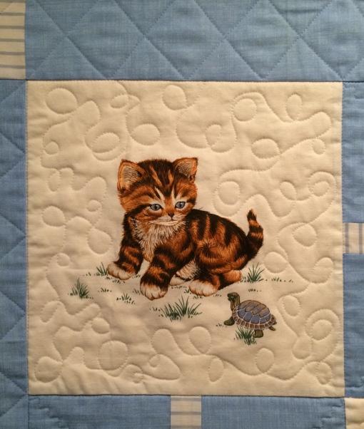 Kitten Block