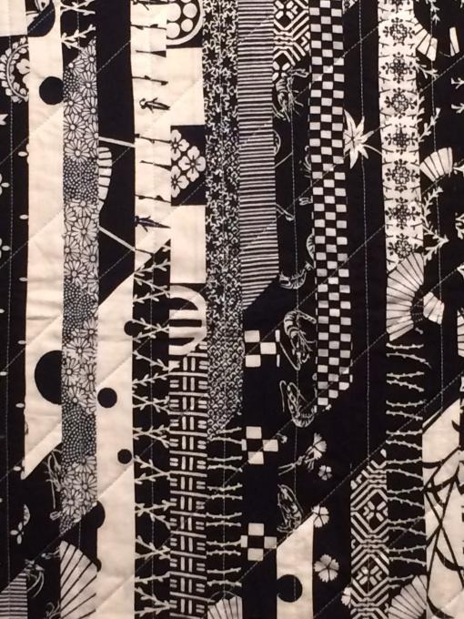 Indigo Study, Detail, 2015